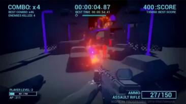 Assassination Box - Геймплейный трейлер