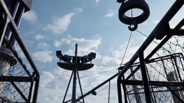 Официальный трейлер морского симулятора ловли крабов. Deadliest Catch: The Game