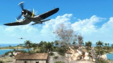 Теперь можно поиграть в Battlefield 1943 благодаря моду для Battlefield 2