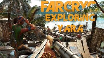 Видео Far Cry 6 демонстрирует красоты Яры