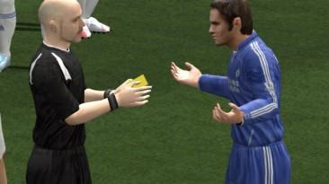 FIFA 08. Не понимаю
