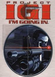 Обложка игры Project IGI