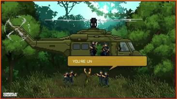 Демоверсия для ПК и геймплейный трейлер UnMetal, вдохновленной Metal Gear