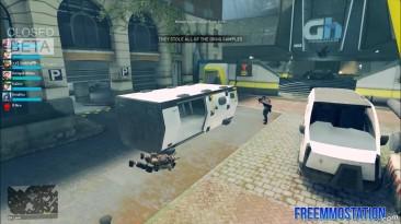 "Dirty Bomb (Free Online FPS) ""Геймплей первый взгляд"""