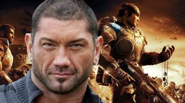Дейв Батиста, так и не смог получить главную роль в киноатаптации Gears of War