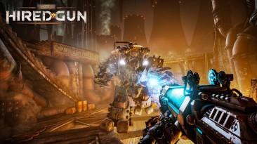 Necromunda Hired Gun: 25 минут геймплея динамичного FPS из мира Warhammer