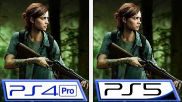 Как может выглядеть улучшенная для PS5 высокооценённая игра The Last of Us: Part II. Симуляция показывает разницу