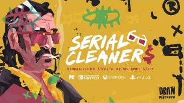 Новый геймплейный трейлер Serial Cleaners: уборщики разбираются с последствиями работы мафии