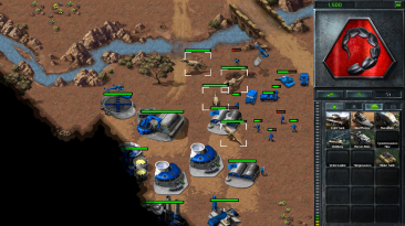 """Command & Conquer Remastered Collection """"Диназовры"""""""