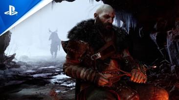 God of War: Ragnarok геймплейный трейлер на русском языке