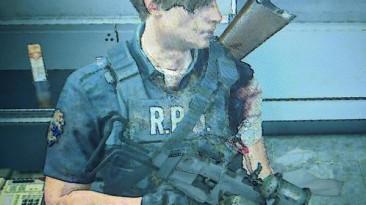 """Resident Evil 2 """"Ретро-графика"""""""