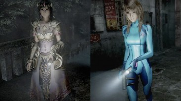 Эксклюзивные наряды для Wii U-версии Fatal Frame 5 не появятся в ремастере
