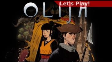 Запись игрового процесса приключенческой игры Olija