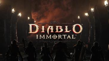 """Разработчики Diablo Immortal: """"Наша игра не будет находиться в тени четвертой части"""""""