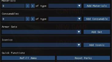 Cyberpunk 2077: Чит-Мод/Cheat-Mode (Simple Cheat Menu) - V24