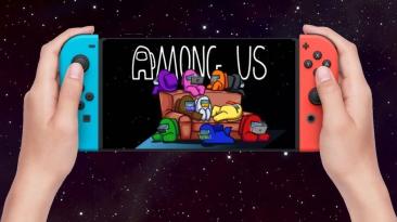 Продано более 3 миллионов копий Among Us на Switch