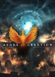 Обложка игры Ashes of Creation