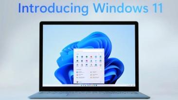 Быстрее и функциональнее: Microsoft официально представила Windows 11