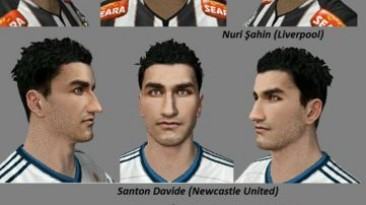 """FIFA 12 """"5 International Faces Pack"""""""