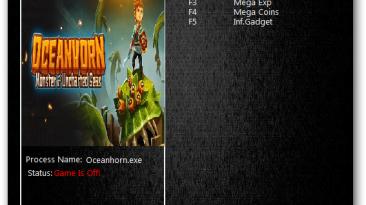 Oceanhorn: Monster of Uncharted Seas: Трейнер/Trainer (+5) [1.0] {MrAntiFun}