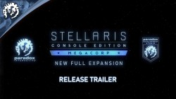 Релиз Stellaris: Console Edition - Megacorp Expansion