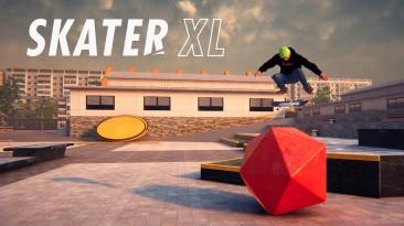 Skater XL получает карту Fermenter Plaza и новое снаряжение