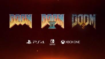 Логиниться в Bethesda.net в переизданиях Doom и Doom 2 теперь не нужно