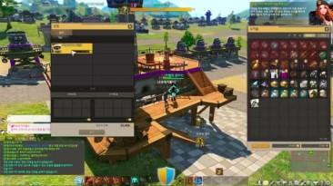Civilization Online - первое знакомство с игрой - строительство города.