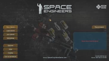 """Space Engineers """"Сборник модов"""""""