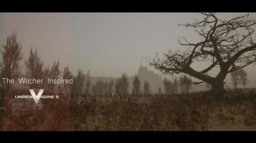 Локацию из The Witcher 3 воссоздали на Unreal Engine 5
