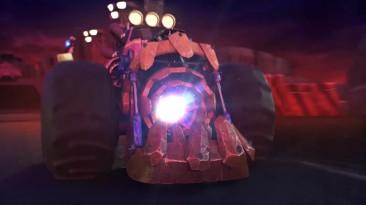 Трейлер 6 сезона в Heavy Metal Machines