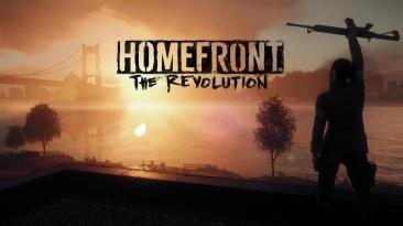 """Homefront: The Revolution """"Обои для рабочего стола (HD 13шт)"""""""