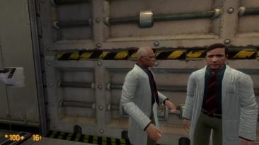 """Black Mesa """"первый взгляд в раннем доступе Steam"""""""
