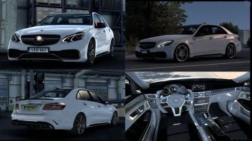 "Euro Truck Simulator 2 ""Mercedes-Benz W212 AMG V4 (1.40.x)"""