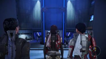 """Mass Effect Legendary Edition """"Тонкая настройка цветов"""""""