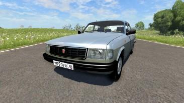 "BeamNG.drive ""ГАЗ-31029"""