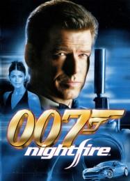 Обложка игры James Bond 007: Nightfire