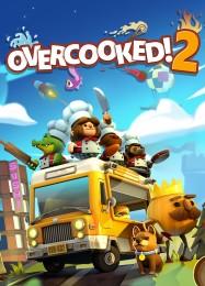 Обложка игры Overcooked! 2