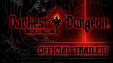 Всего один день понадобился настольной игре по Darkest Dungeon, чтобы собрать на Kickstarter более 1 миллиона долларов