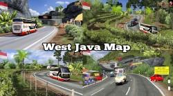 """Euro Truck Simulator 2 """"Карта Западная Ява Индонезия 2.0 (v1.39.x)"""