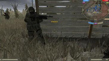 """Battlefield 2 """"Украинские армия v 1.0"""""""