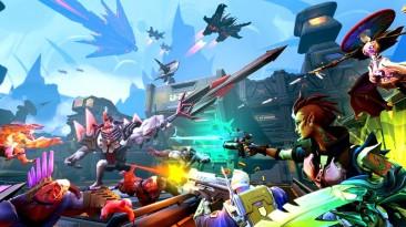 Battleborn: масштабное обновление и поддержка PS4 Pro