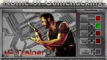 Max Payne 3: Трейнер/Trainer (+5) [1.0.0.114] {sILeNt heLLsCrEAm/HoG}