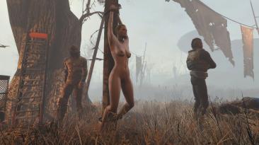 "Fallout 4 ""Пленные содружества - Commonwealth Captives"""