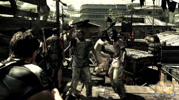 """Resident Evil 5 """"Реалистичная атмосфера/Realistic Atmosphere - Created by Vlidus"""""""