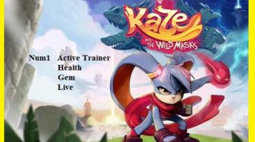 Kaze and the Wild Masks: Трейнер/Trainer (+4) [1.0] {Abolfazl.k}