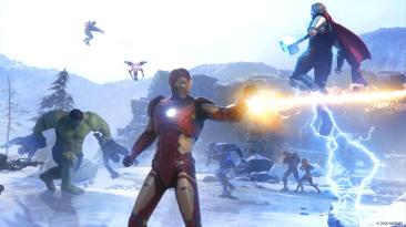 Вышел патч 1.3.6 для Marvel's Avengers, вводящий Ping System и устраняющий многочисленные проблемы