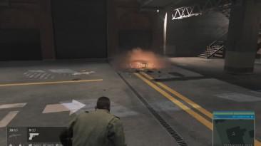 MAFIA 3 - Машина застряла в асфальте [Баги и приколы в Мафии 3]