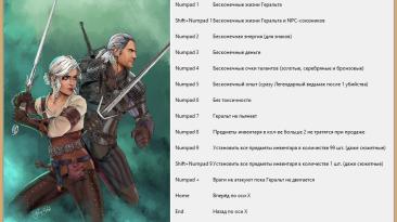The Witcher: Enchanced Edition/ Ведьмак: Расширенное Издание: Трейнер/Trainer (+16) [1.5.0.1304 Steam] {Ded_Mazay1991}