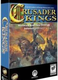 Обложка игры Crusader Kings